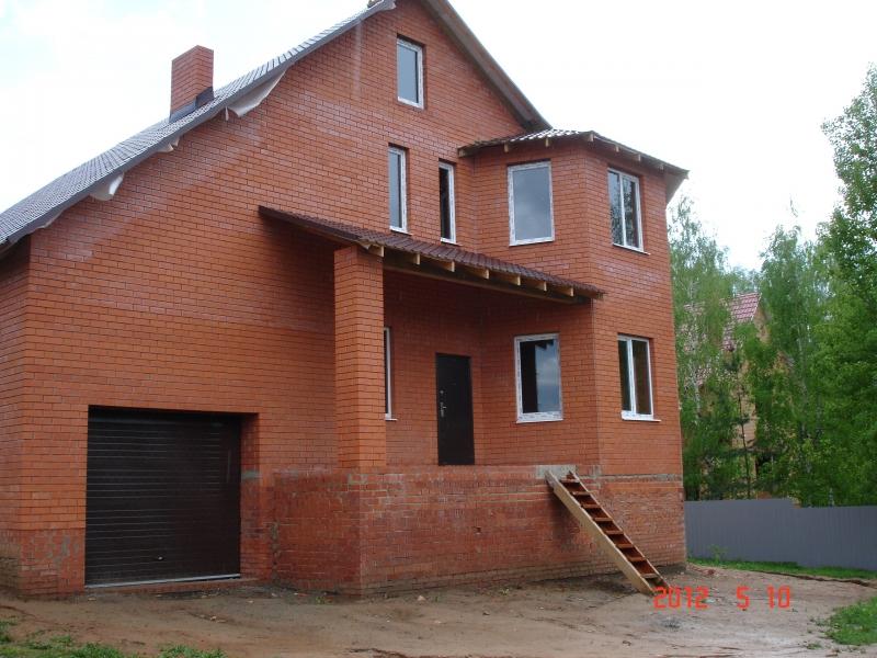 Дом у леса в с.Городна